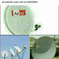 all satellite work