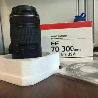 70-300 EF IS USM  lens