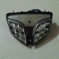 Smoke  LED tailight for suzuki k9-k12