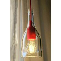 Recycled Bottle Light! Hand made!