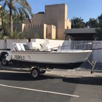 Robalo Boat 18ft