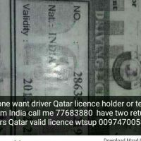 driver available in doha