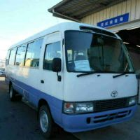 26 Seat Bus available for rent.