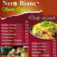 Lunch Specials @ Nero Bianco Sports Cafe