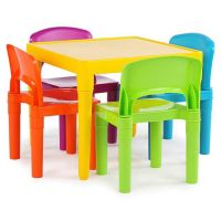 Kids table & chair