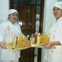 Server and waitresses
