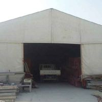 Tent size 15 × 20