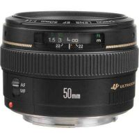 Like New ! Canon 50mm f/1.4