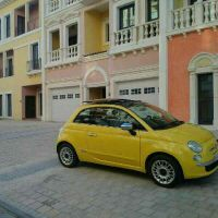 Special Fiat 500
