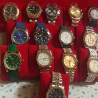 Rolex watches collection - With warranty