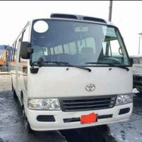 I Have Toyota coaster 2012 Model 4 Rent