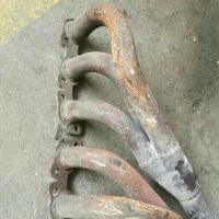 land cruiser headers for sale.