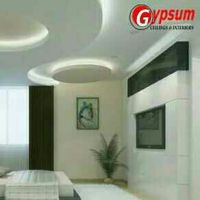 Gypsum Decoration