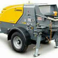 Concrete / Shotcrete pump