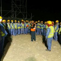 safety officer امن صناعى