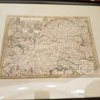 for sale authentic old map