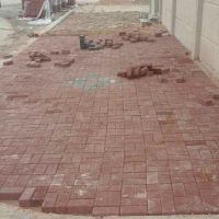 Supply of tiles and interlock
