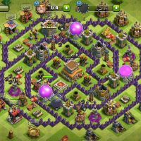 clash town hall 8