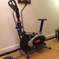 sale two exercise machine