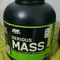 serious mass protein