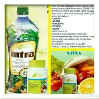INTRA capsule and juice