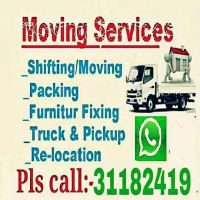 Moving /Shifting, Carpenters services