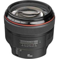 Canon 85mm f/1.2L II IS USM