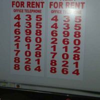 office 100 sqm for rent