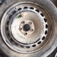 BMW spare tyre