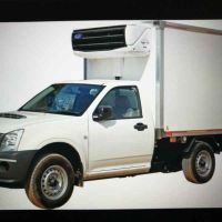 refrigerator truck for rent