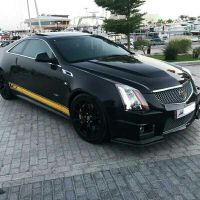 CTS V Supercharged 2013