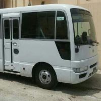 New bus for rent