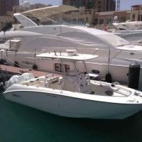 Nice Boat Boston Whaler 24 Outrage