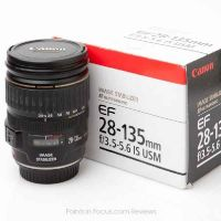 Canon 28-135mm USM like new