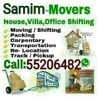 moving /shifting