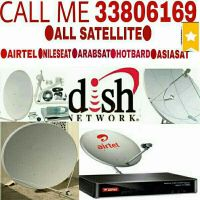 ALL KINDS SATELLITE DISH,RECEIVER SALE..