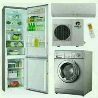 A/C&WASHING MACHINE&RAFREJATOR SARVSING