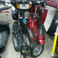 2WHEEL SCOOTER NEW