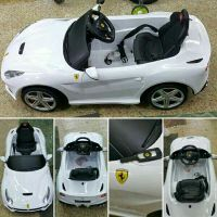 KIDS FERRARI CAR