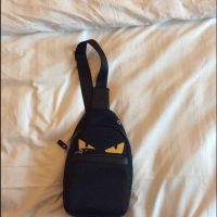Black Fendi Bag