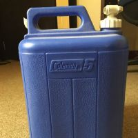 Coleman5 container
