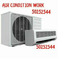 AIR CONDITIONER WORK