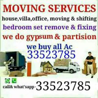 All Items Moving Shifting Services