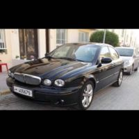 Jaguar x type 2008