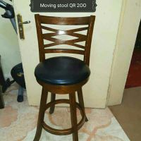 Moving stool