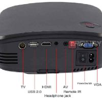 C6 LED PROJECTOR