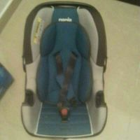 baby car seat very clean