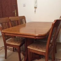 Dining table (x6)