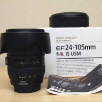Canon 24-105 IS USM like new