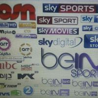open all chanels by IPTV